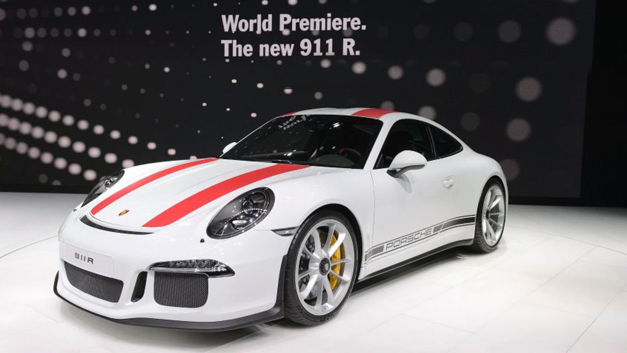 Porsche Genf 2016